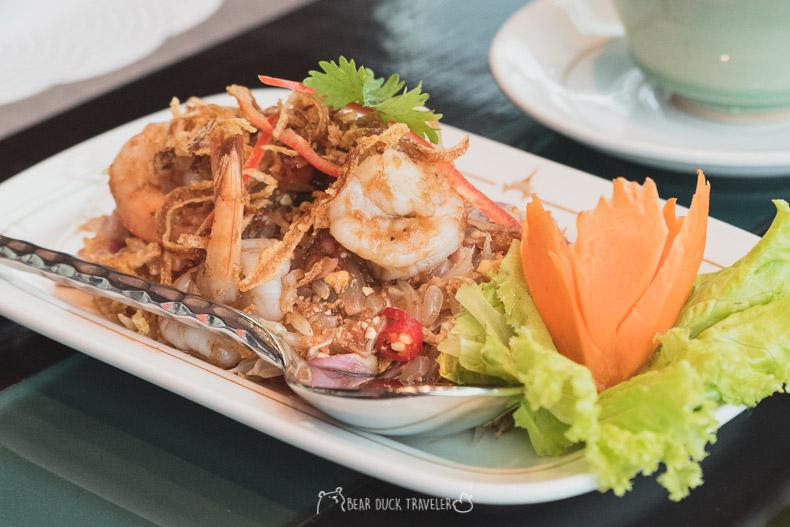 รีวิว, ร้านอาหาร, อาหารไทย, มโนราห์, อิมแพค