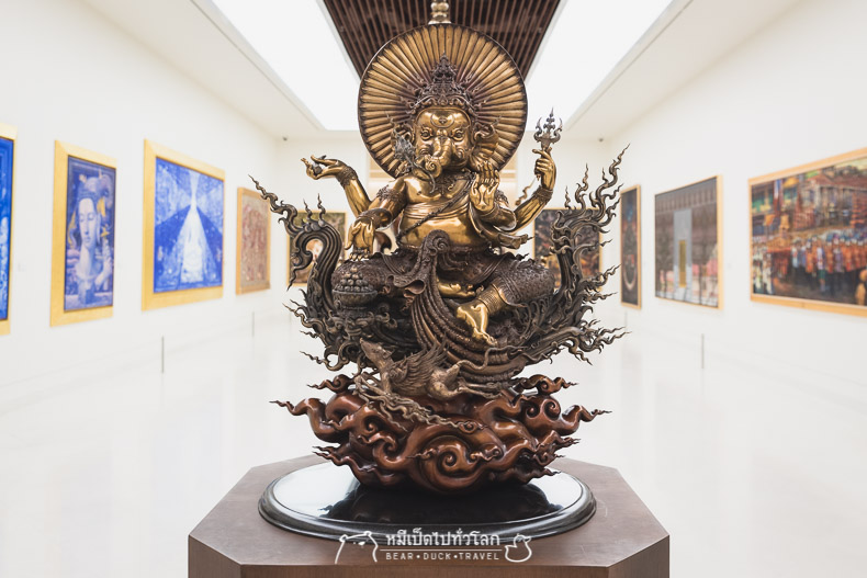 รีวิว สถานที่ท่องเที่ยว กรุงเทพ พิพิธภัณฑ์ ศิลปะ