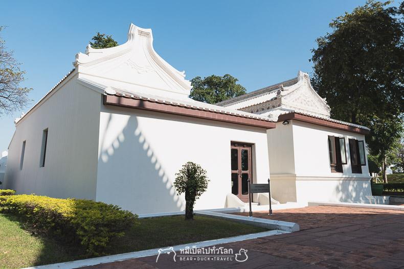 รีวิว สถานที่ท่องเที่ยว กรุงเทพ วัง พิพิธภัณฑ์ พระเจ้าตากสิน
