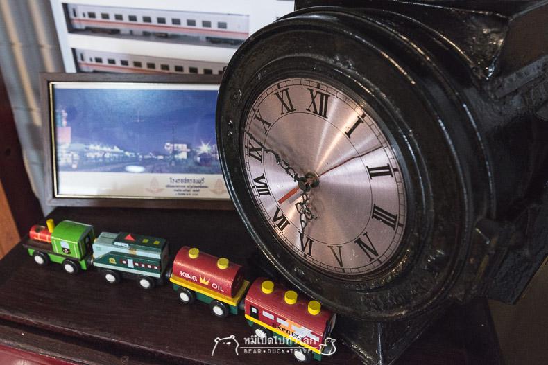 รีวิว เที่ยว กรุงเทพ พิพิธภัณฑ์ รถไฟ หัวลำโพง