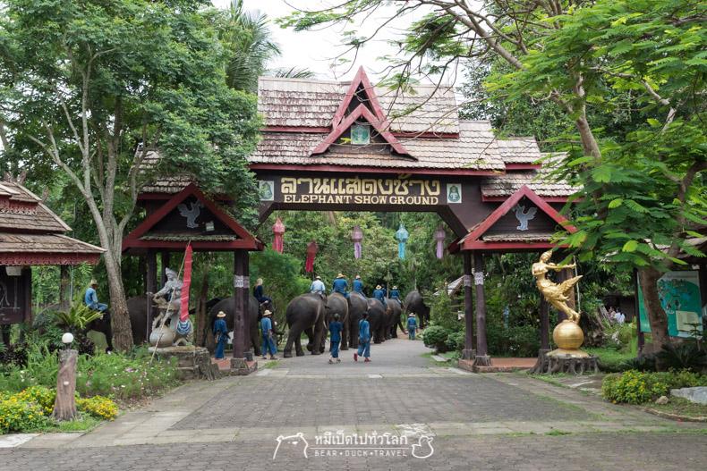 รีวิว เที่ยว เชียงใหม่ ลำปาง สถานที่ท่องเที่ยว ร้านอาหาร ที่พัก โรงแรม ช้าง