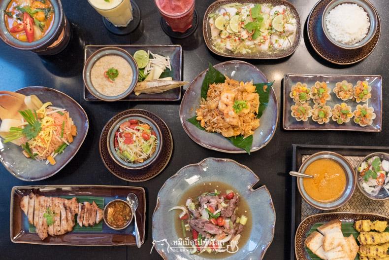 รีวิว ร้านอาหาร อาหารไทย กรุงเทพ ราชประสงค์