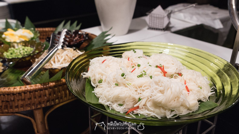 รีวิว ร้านอาหาร โรงแรม บุฟเฟ่ต์ อาหารทะเล อาหารญี่ปุ่น ปู แซลม่อน ทูน่า Atelier