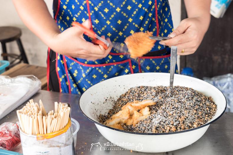รีวิว กะลอจี้ ร้านอาหาร ของกิน อร่อย บ้านบึง ชลบุรี