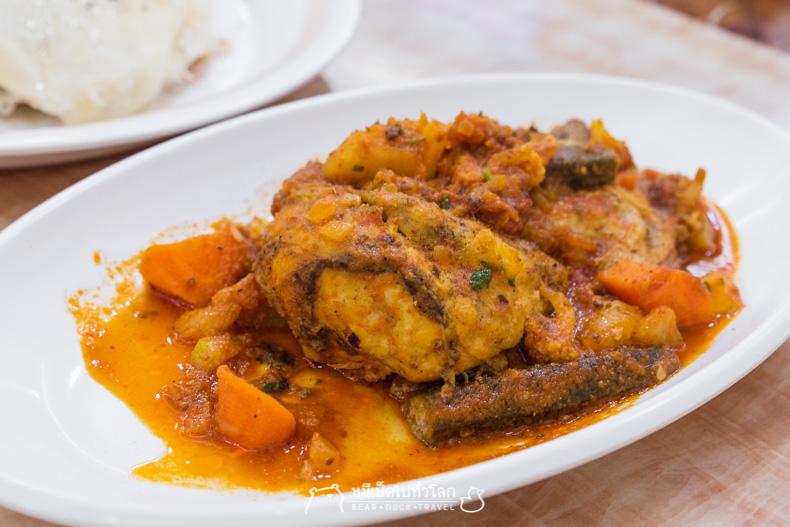 รีวิว อาหาร เยเมน อิสลาม มุสลิม นานา สุขุมวิท bts สตู สตูว์ ไก่