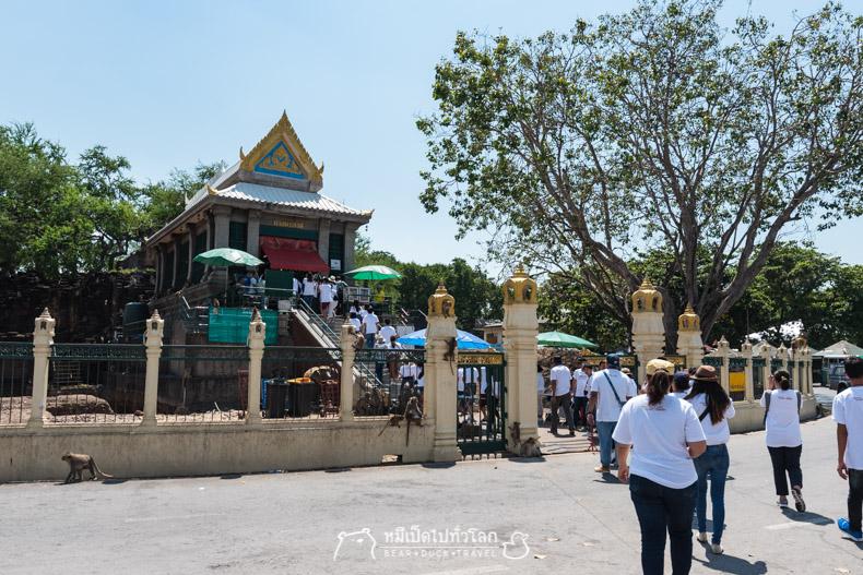เที่ยว กิน ไทย ภาคกลาง ลพบุรี อ่างทอง อยุธยา pantip ททท ลิง ศาลพระกาฬ