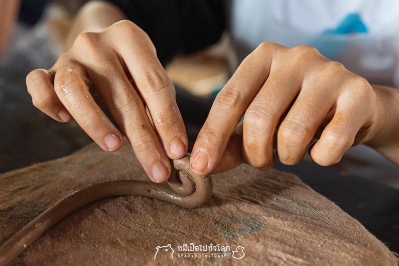เที่ยว กิน ไทย ภาคกลาง ลพบุรี อ่างทอง อยุธยา pantip ททท ตลาด อาหาร บ้านดินมดแดง