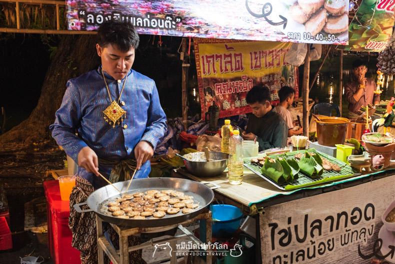เที่ยว กิน ไทย ภาคกลาง ลพบุรี อ่างทอง อยุธยา pantip ททท ตลาด อาหาร อุยธยาไนท์มาเก็ต