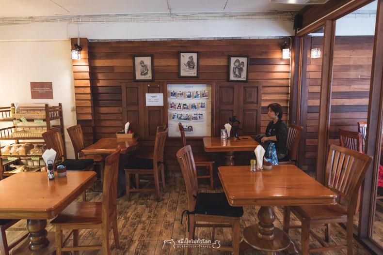รีวิว กิน เที่ยว ร้านอาหาร คาเฟ่ กาแฟ อาหารเหนือ หมีเป็ด เชียงราย