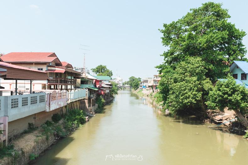 รีวิว เที่ยว ชุมชนกระแชง ชุมชนตลาดริมน้ำ เพชรบุรี