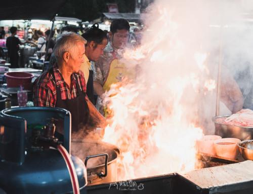 รีวิว พากิน 25 ร้านอาหาร ร้านกาแฟ ตลาดนัด นครปฐม