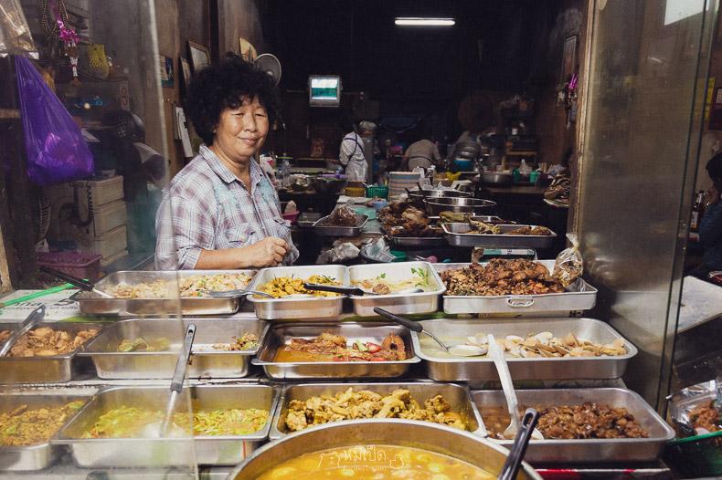 ร้านอาหาร ข้าวต้มสุวรรณา พัทลุง
