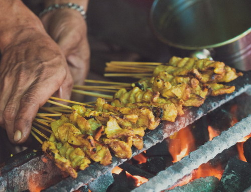 เที่ยวแบบสายกิน กินแหลกร้านอาหาร ตลาด อยุธยา สิงห์บุรี พร้อมแผนการเดินทาง