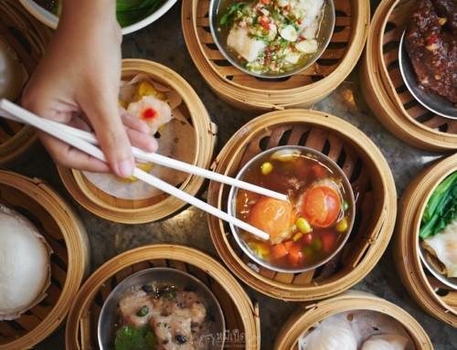 รีวิว ร้านฮองมิน บุฟเฟ่ต์อาหารจีน เป็ดปักกิ่ง ติ่มซำ โปรโมชั่น Hungry Hub