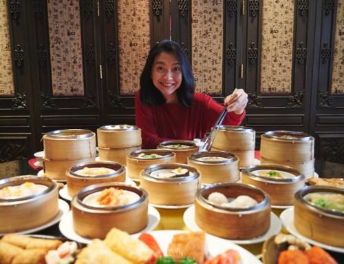 รีวิว บุฟเฟต์ติ่มซำ ห้องอาหาร Sui Sian (ซุยเซียน) โรงแรม The Landmark Bangkok