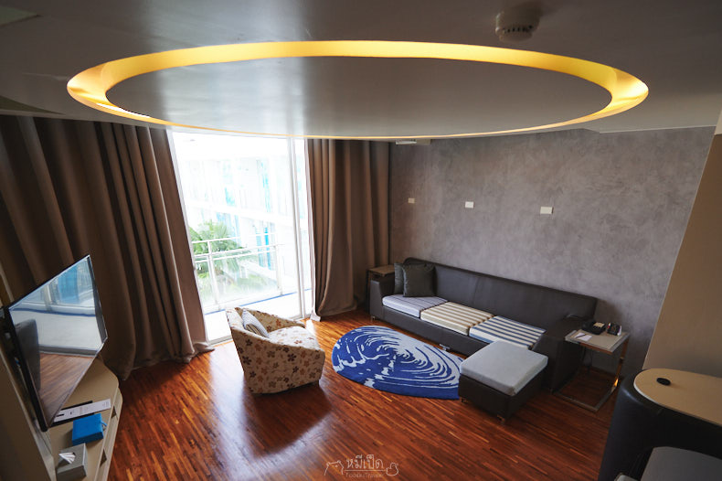 ห้องพัก Grand Baraquda Suite