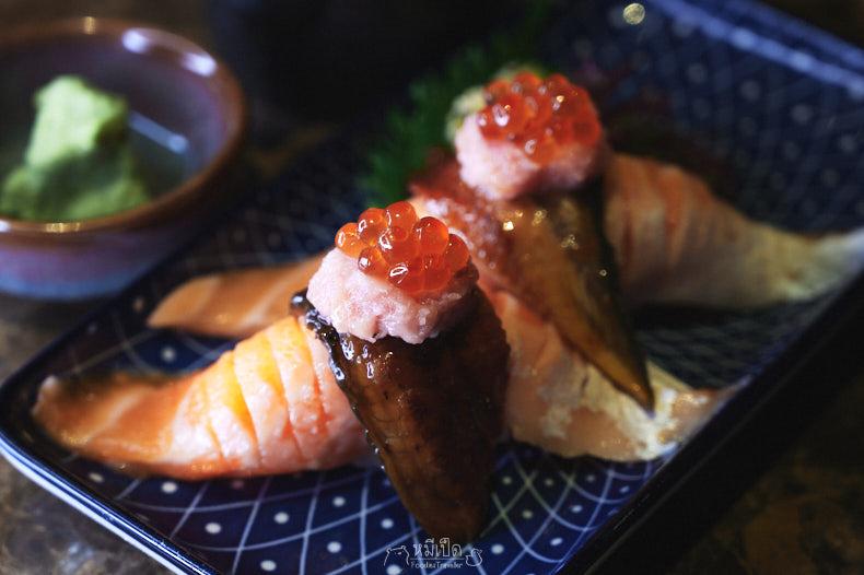 Salmon Toro Sushi