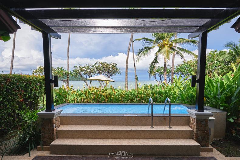 ห้องพัก Pool Villa Sea View
