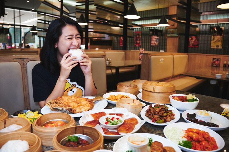 13 ร้านบุฟเฟต์ Hungry Hub อาหารไทย อาหารญี่ปุ่น อาหารทะเล