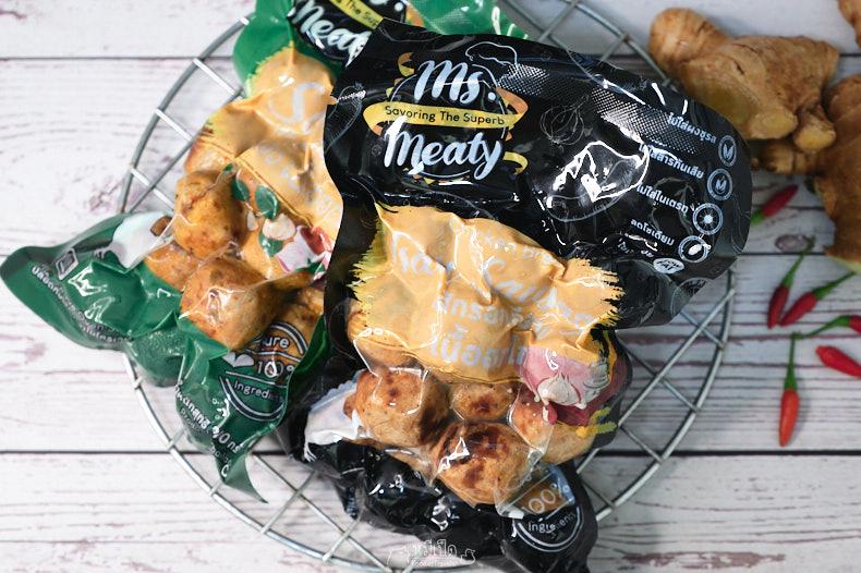 รีวิว Ms. Meaty ไส้อั่ว ไส้กรอกอีสานไขมันต่ำ อร่อย ได้สุขภาพ