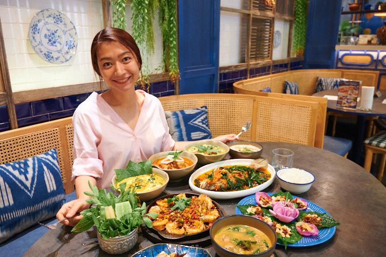 รีวิว ร้านกินข้าว (Kin Kao) ร้านอาหารไทยแท้ มีบุฟเฟต์แล้วนะ 599 สุทธิ