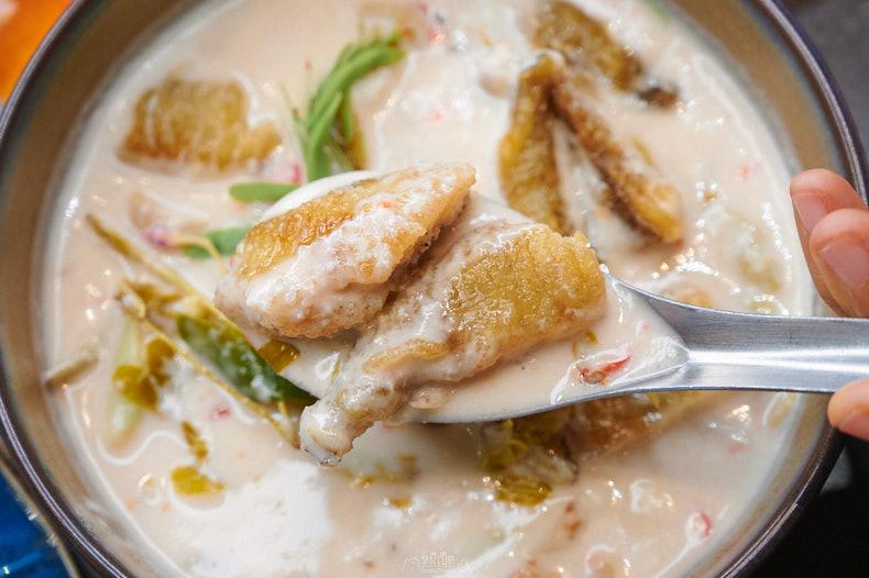 ปลาสลิดต้มใบมะขามอ่อน