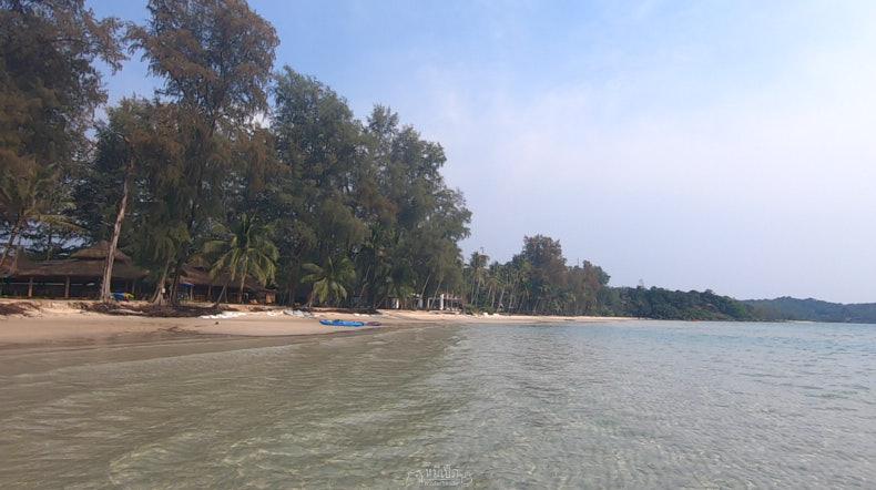 ริมหาดคลองเจ้า เกาะกูด
