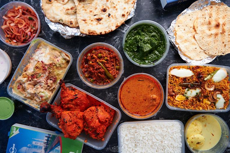 รีวิว Chowpati Indian Street Food อาหารอินเดียอร่อยๆ เดลิเวอรี่ 10 เมนู 999 บาท