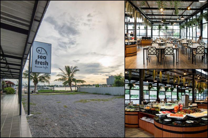 Seafresh Riverside Buffet พระราม 3