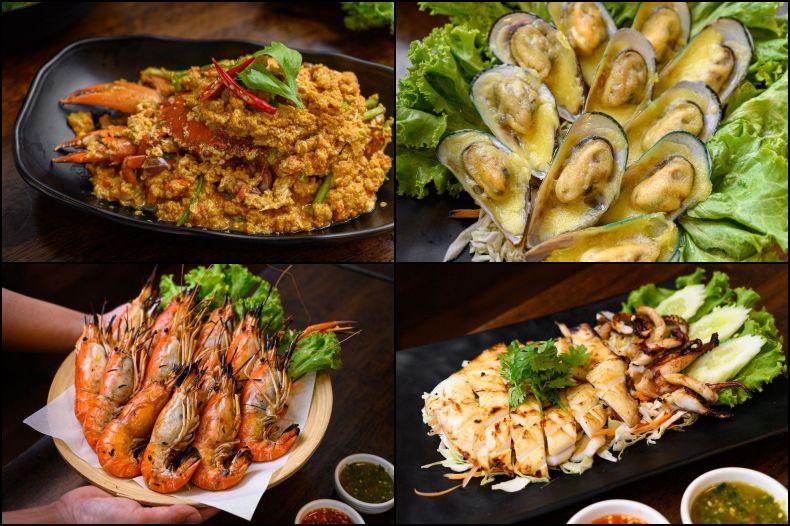 The Seafood Cafe & Restaurant เยาวราช